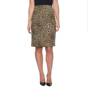 NWT Black Label Evan-Picone Skirt